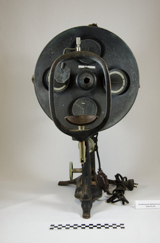 American Optical Wellsworth Bowl Ophthalmometer (Keratometer)-2