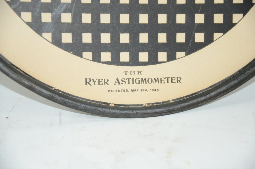 The Ryer Astigmometer-4